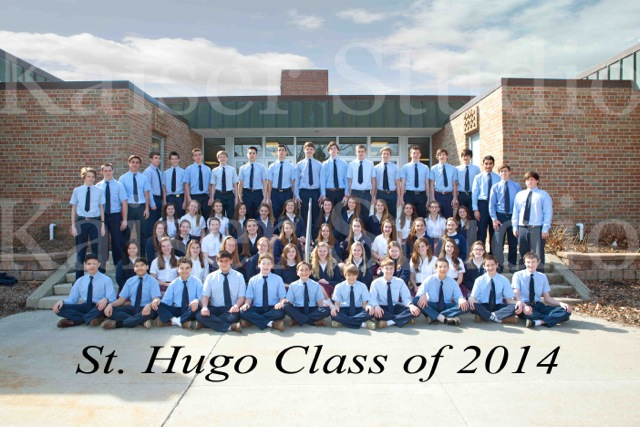 2014-2015 School Year Birthday Party